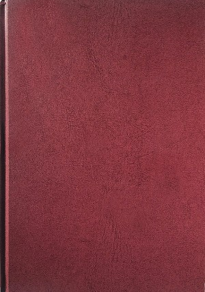 NASB 2020 Giant Print Reference Bible - Maroon, Hardcover